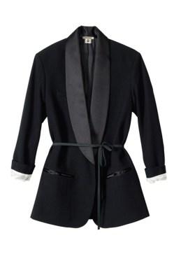 Wool blazer, £79.99