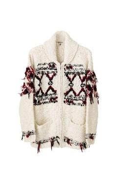 Wool cardigan, £39.99