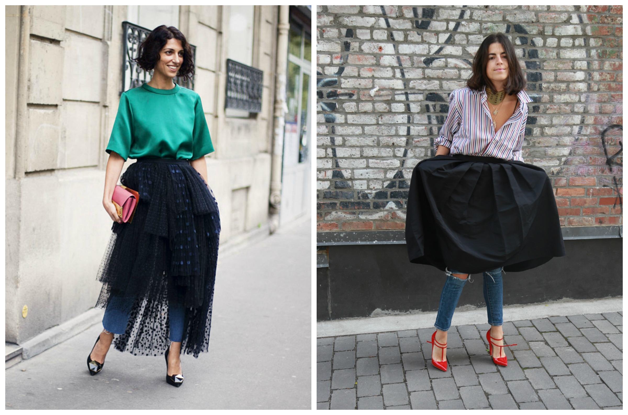 Skirt Or Jeans Both Sleep Eat Wear